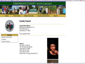 greenwood council