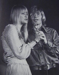 MaryTravers with JD